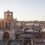 vista panoramica duomo lecce - antico belvedere b&b lecce centro