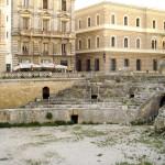 Anfiteatro Romano Lecce - antico belvdere