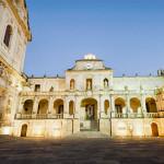 Piazza Duomo Lecce - antico belvdere