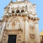 chiesa di San Matteo Lecce - antico belvdere